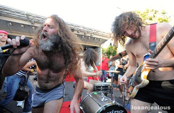 FYF Presents Monotonix, Ty Segall & more @ Echoplex This Thursday 1/27–Win Tickets