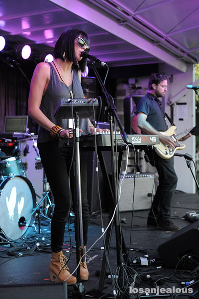 Photos: Phantogram, Cass McCombs & White Lies @ Filter Antics Block Pary, October 10, 2010