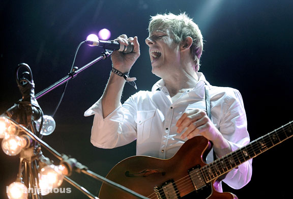 Photos: Spoon, Matador at 21, Las Vegas, October 2, 2010 #Matador21