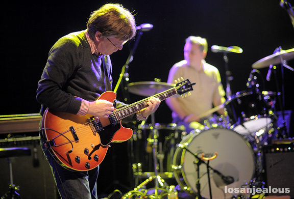 Photos: Teenage Fanclub @ El Rey Theater, October 11, 2010
