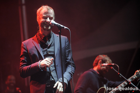 Photos: The National @ 2010 Treasure Island Music Festival