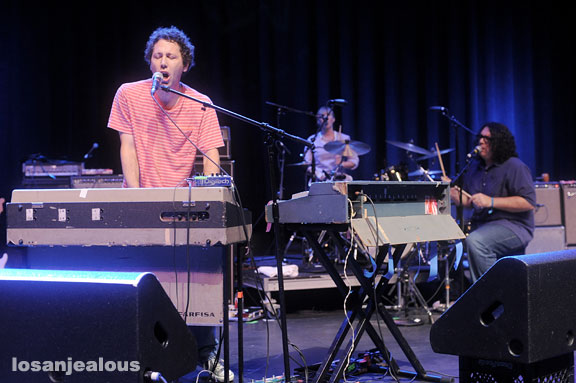 Photos: Yo La Tengo, Matador at 21, Las Vegas, October 3, 2010 #Matador21