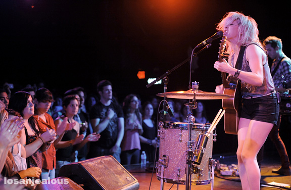 Photos: Ellie Goulding, The Roxy, September 28, 2010