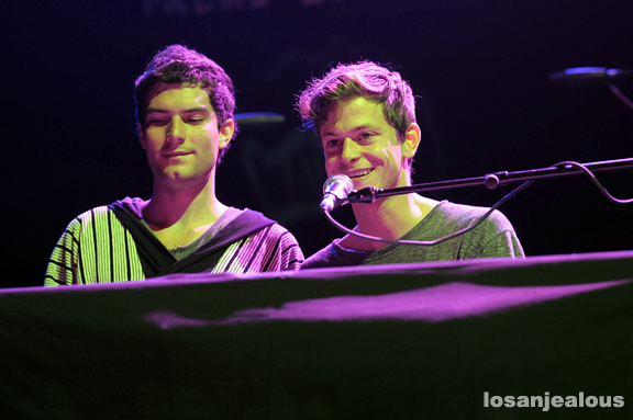 Photos: Perfume Genius, Matador at 21, Las Vegas, October 3, 2010 #Matador21