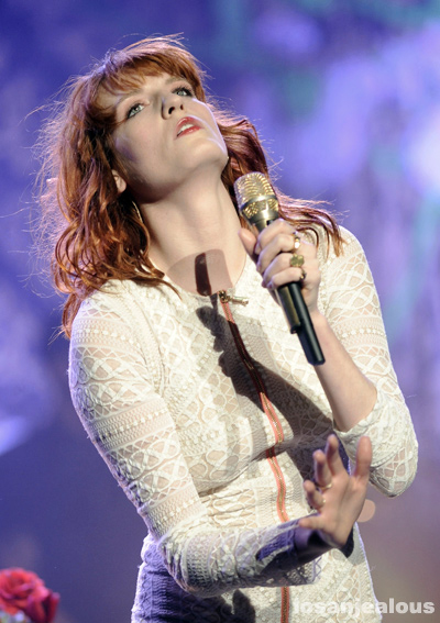 Photos: Florence and The Machine at The Wiltern, November 6, 2010