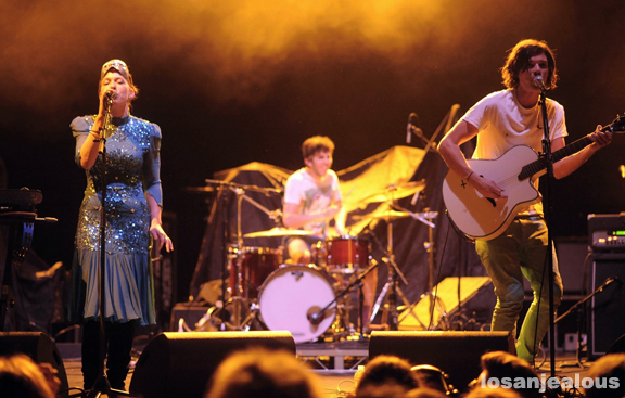 Photos: Grouplove, Wiltern Theater, November 6, 2010