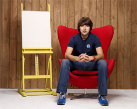 Demetri Martin Live @ Wiltern Theater, This Saturday, 11/20--Win Tickets