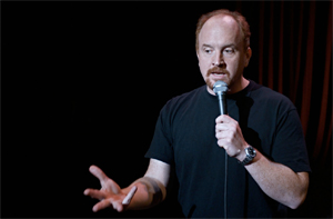 Louis CK: Word - Gibson Amphitheater 12/2