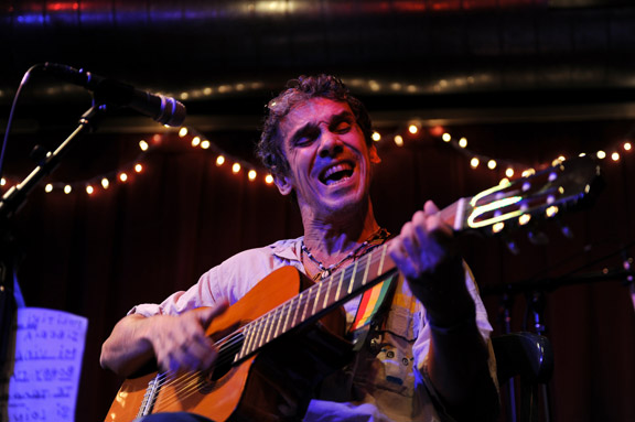 KCRW Live Set With Manu Chao Airs Wednesday Morning, 11/10  (MBE)