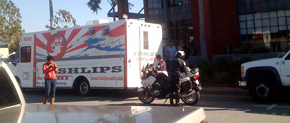 Food Trucks Getting Ticketed in Los Angeles: Still Fascinating, November 2010