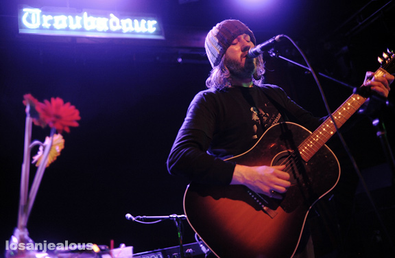 Photos: Badly Drawn Boy @ Troubadour, December 15, 2010