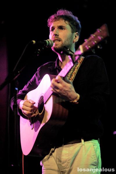 Photos: Stornoway @ Troubadour, December 13, 2010