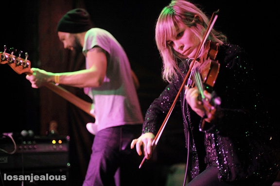 Photos: The Head and The Heart, Troubadour, December 13, 2010