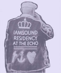 IAMSOUND Records December Mondays Echo Residency Continues Tonight with IO Echo, Haim & White Arrows