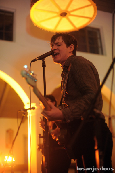 Photos: Devin Therriault & Jail Weddings, Center for the Arts, Eagle Rock, January 30, 2011