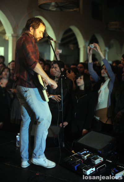 Photos: FYF Presents Peter Bjorn & John, Center for the Arts, Eagle Rock, January 30, 2011