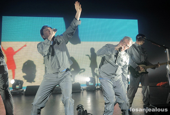 Photos: Devo, Club Nokia, March 19, 2011