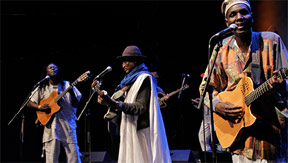 Habib Koite, Oliver Mtukudzi & Afel Bocoum @ Royce Hall, Saturday: Win Tix Now