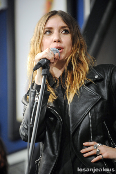 Lykke Li, Amoeba Records, March 7, 2011