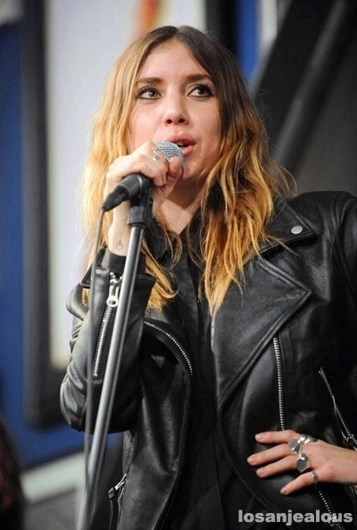 Lykke Li @ Amoeba Records, March 7, 2011