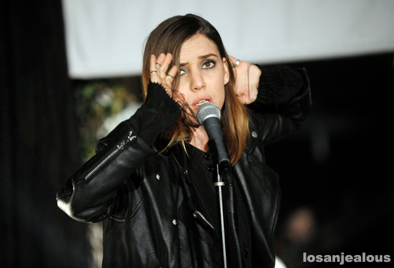 Photos: Lykke Li @ Mondrian Sessions at SkyBar, March 11, 2011