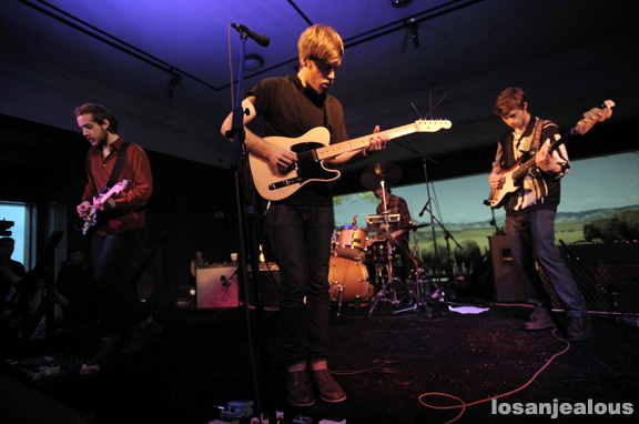 Photos: Wild Nothing, NHM First Fridays, March 4, 2011
