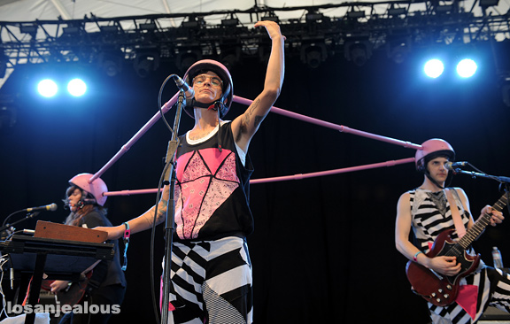 2011 Coachella Festival Photo Gallery: MEN