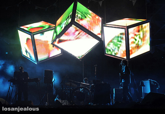2011 Coachella Festival Photo Gallery: Animal Collective