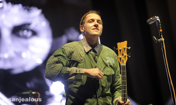 2011 Coachella Festival Photo Gallery: Arcade Fire