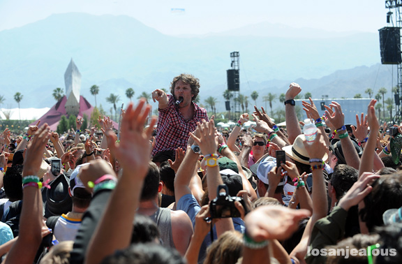 2011 Coachella Festival Photo Gallery, Friday, April 15