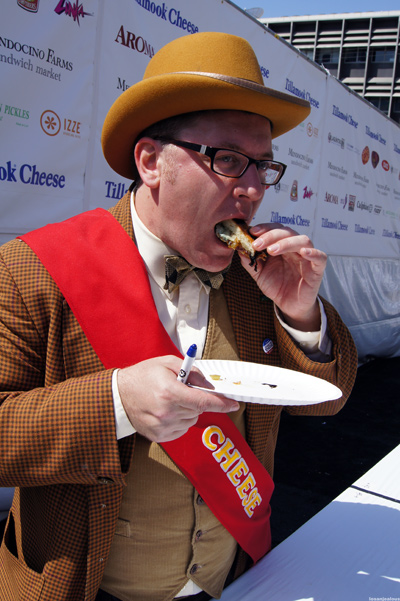 Grilled Cheese Invitational Photos, Results &amp; Judge&#8217;s Field Report