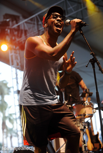 2011 Coachella Festival Photo Gallery: Kele