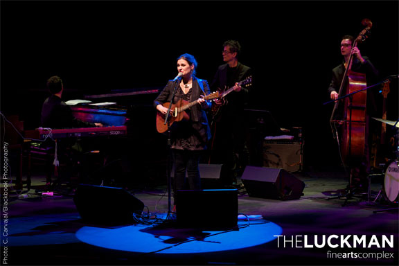 Madeleine Peyroux at The Luckman, April 9, 2011