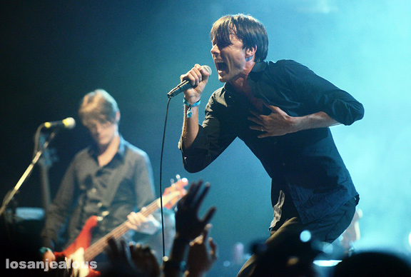 2011 Coachella Festival Photo Gallery: Suede