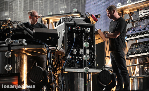 2011 Coachella Festival Photo Gallery: Chemical Brothers, Arcade Fire, Kanye West & more