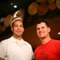 Chef Welsey Pumphrey (L), Bside Blog (Right)