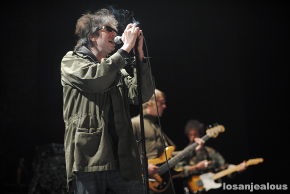 Photos: Echo & The Bunnymen @ Club Nokia, May 21, 2010