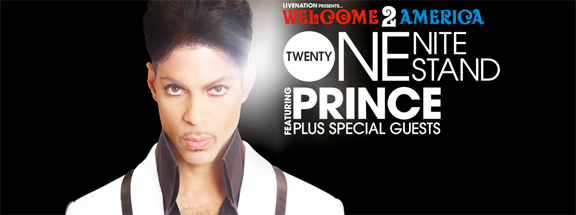 Prince: 21 Nite Stand at Los Angeles Forum Continues May 5, 6 & 7–Enter to Win Tickets