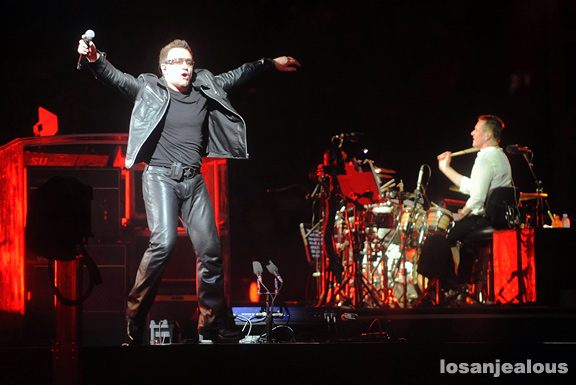 Photos: U2 360° Tour–Angel Stadium, Saturday, June 18, 2011