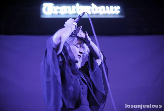 Gliss @ Troubadour, June 8, 2011