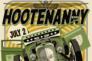 Hootenanny 2011–This Saturday, July 2–Oak Canyon Ranch–Win Tickets