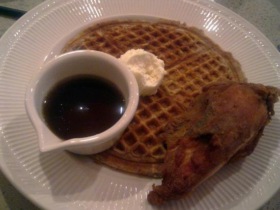 Waffle, Chix