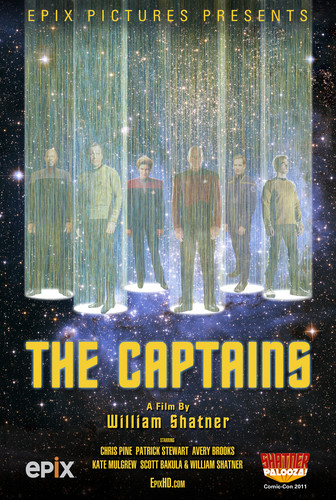 To Do Monday: Bill Shatner Screens The Captains, Hollywood Forever Cemetery (Free)