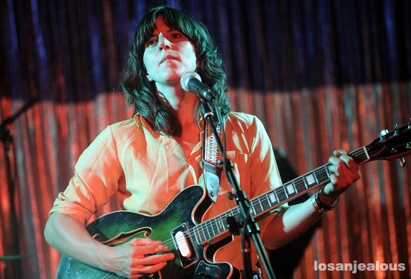 Eleanor Friedberger @ The Satellite, July 27, 2011