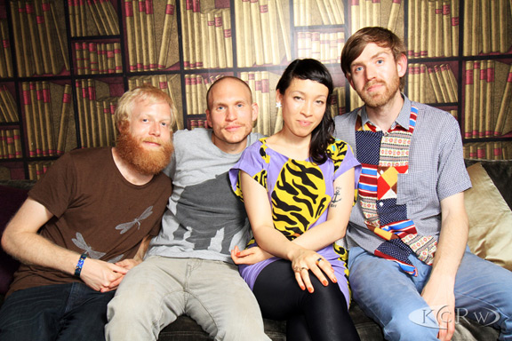 Little Dragon: Live @ Apogee Studios + New Album Pre-Release Stream