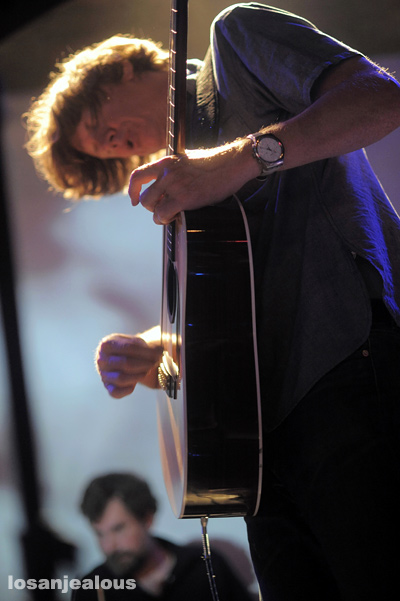 Thurston Moore @ Troubadour, July 28, 2011