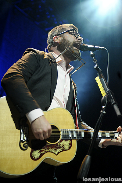 The Decemberists @ The Greek Theatre, August 12, 2011