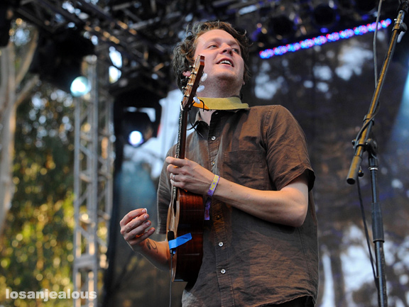 Photos: Beirut @ 2011 Outside Lands Festival