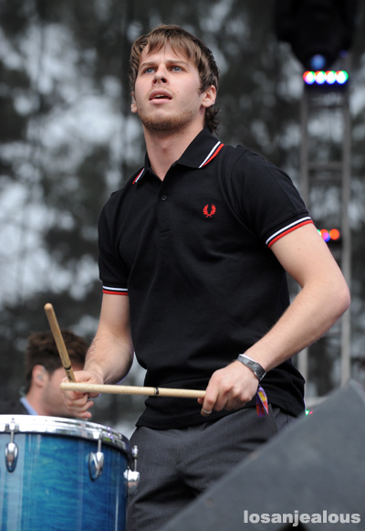 Photos: Foster The People @ 2011 Outside Lands Festival
