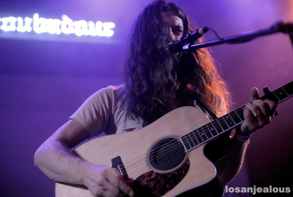 Kurt Vile and the Violators @ Troubadour, July 28, 2011